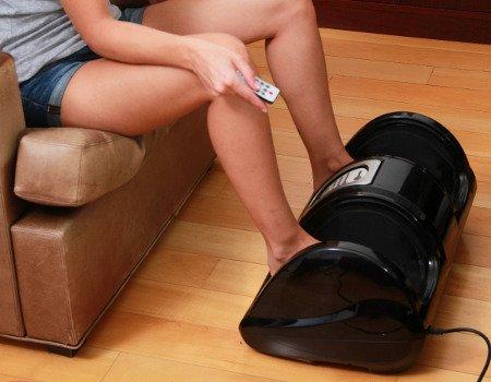 Los 5 mejores masajeadores de pies de 2021: Comparativa y guía