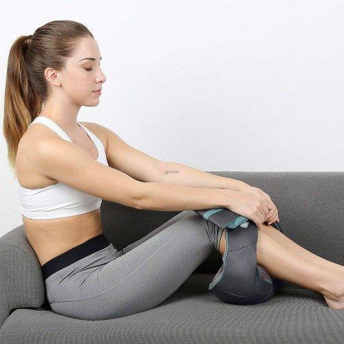 Masajeador naipo mujer piernas