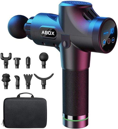 Pistola Masaje Profesional- ABOX