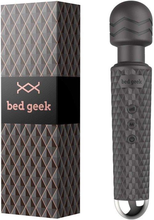bed geek masajeador de clitoris