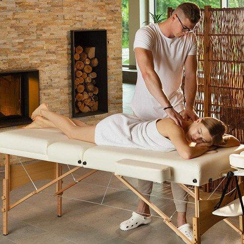 Las 5 mejores camillas de masaje de 2021: Comparativa y guía