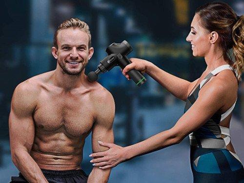 pistolas-de-masaje mujer y hombre