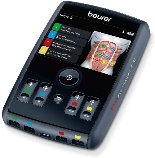 Beurer EM95 Electroestimulador Digital Cuerpo con Bluetooth