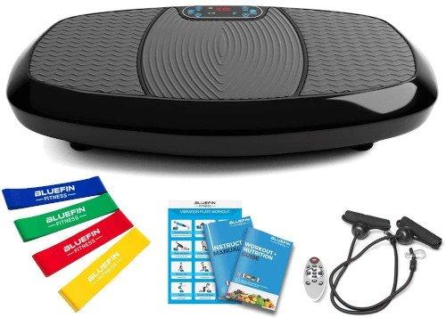Bluefin Fitness Plataforma Vibratoria 3D
