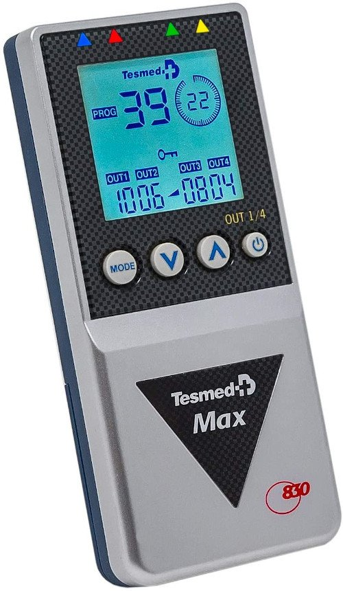 Tesmed MAX 830 electroestimulador muscular
