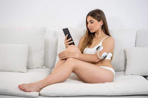 electroestimulador mujer