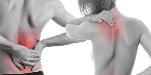Contracturas de espalda: causas, síntomas y remedios
