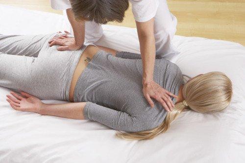 masaje shiatsu espalda