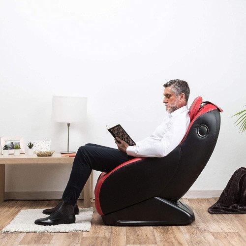 Guru® Sillón de Masaje y Relax hombre leyendo