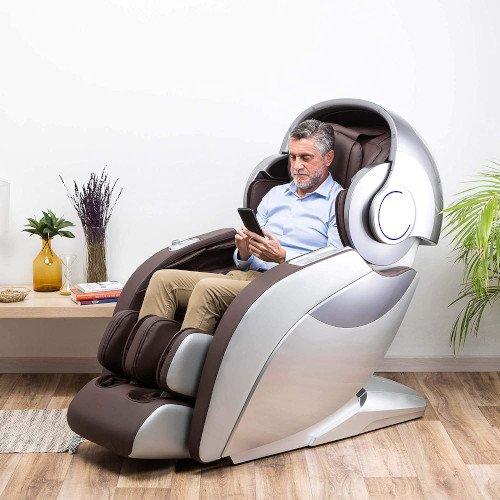 Los 5 mejores sillones de masaje de alta gama de 2021: Los modelos más completos del mercado