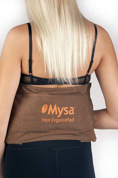 MYSA SUPERBOOSTER : 3 PRODUCTOS EN 1: ESTERILLA MAGNETIC MYSA + HOT ERGONOPAD + COJÍN MYSA THERMOMAG mujer trasero