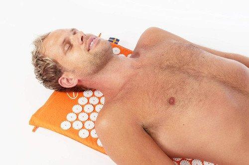 Magnetic Mysa. Alfombrilla para magnetoterapia y acupresión hombre