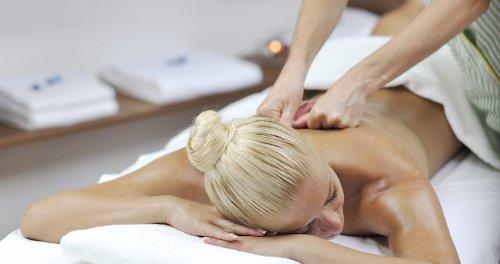 masaje tejido profundo